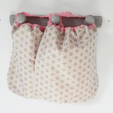 serviettes élastiquées