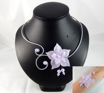 parure violet