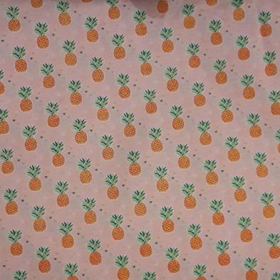 tissu ananas